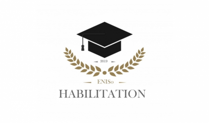 Invitation soutenance habilitation universitaire